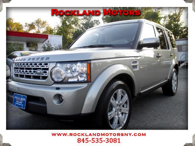 2012 Land Rover LR4 DISCLAIMER We make every effort to present information that is accurate Howeve