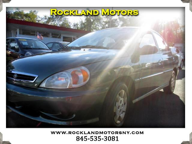2001 Kia Rio DISCLAIMER We make every effort to present information that is accurate However it i