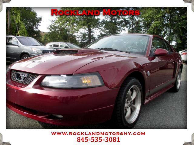 2004 Ford Mustang DISCLAIMER We make every effort to present information that is accurate However