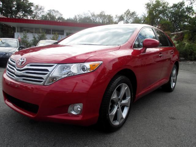 2012 Toyota Venza DISCLAIMER We make every effort to present information that is accurate However