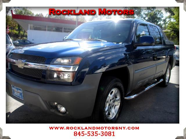 2002 Chevrolet Avalanche DISCLAIMER We make every effort to present information that is accurate H