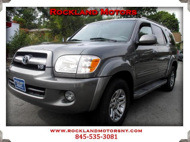 2006 Toyota Sequoia DISCLAIMER We make every effort to present information that is accurate Howeve