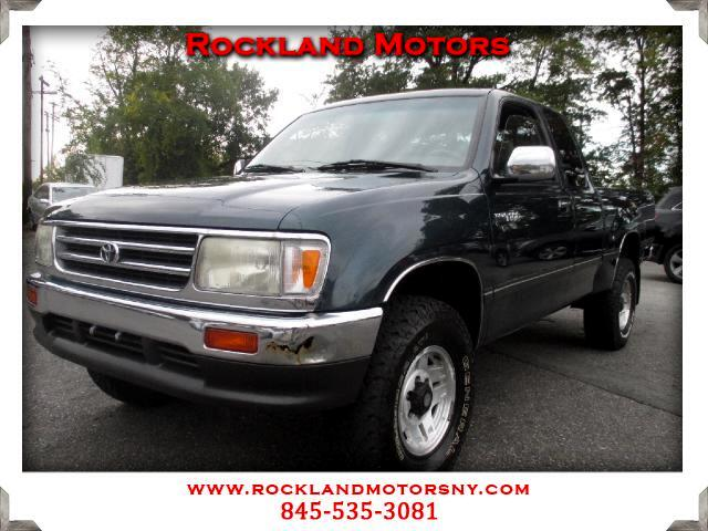 1996 Toyota T100 DISCLAIMER We make every effort to present information that is accurate However i