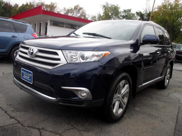 2012 Toyota Highlander DISCLAIMER We make every effort to present information that is accurate How