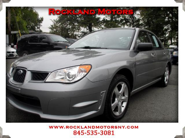 2007 Subaru Impreza DISCLAIMER We make every effort to present information that is accurate Howeve
