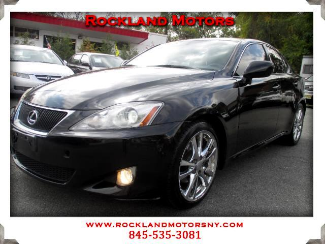 2007 Lexus IS DISCLAIMER We make every effort to present information that is accurate However it i