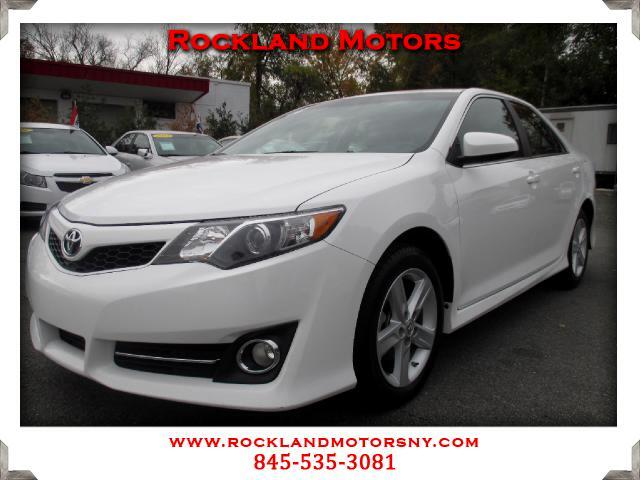 2013 Toyota Camry DISCLAIMER We make every effort to present information that is accurate However