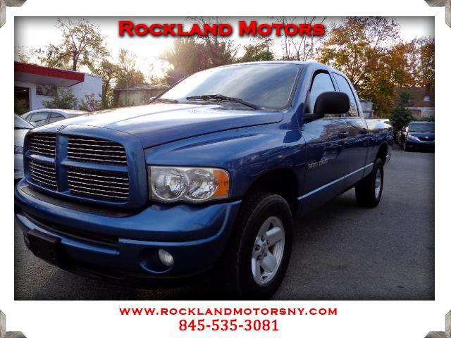 2003 Dodge Ram 1500 DISCLAIMER We make every effort to present information that is accurate Howeve