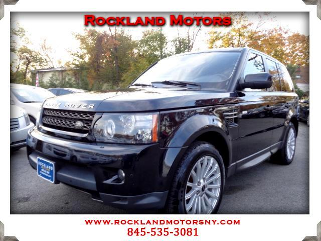 2012 Land Rover Range Rover Sport DISCLAIMER We make every effort to present information that is ac