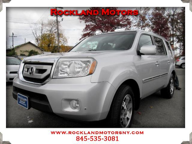 2009 Honda Pilot DISCLAIMER We make every effort to present information that is accurate However i