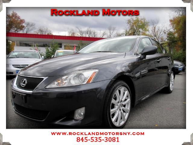 2008 Lexus IS DISCLAIMER We make every effort to present information that is accurate However it i