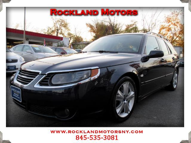 2009 Saab 9-5 SportCombi DISCLAIMER We make every effort to present information that is accurate H