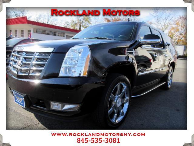 2008 Cadillac Escalade DISCLAIMER We make every effort to present information that is accurate How