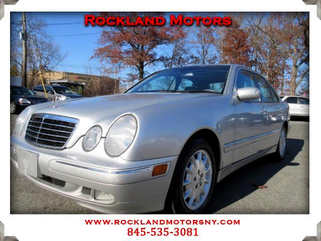 2000 Mercedes E-Class DISCLAIMER We make every effort to present information that is accurate Howe