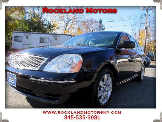 2007 Ford Five Hundred DISCLAIMER We make every effort to present information that is accurate How