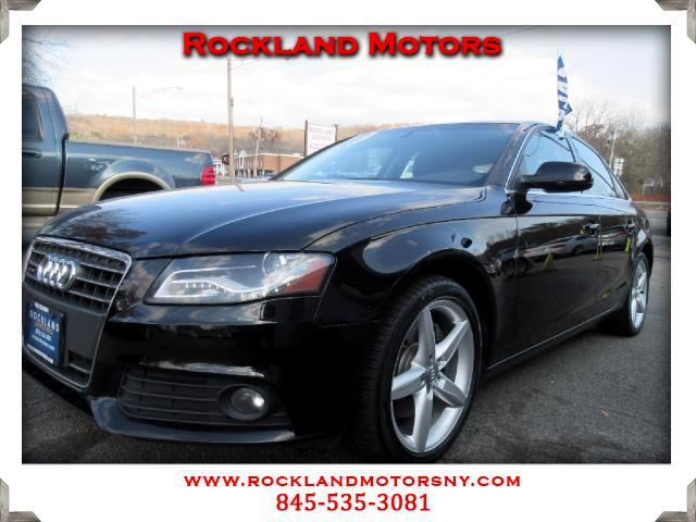 2011 Audi A4 DISCLAIMER We make every effort to present information that is accurate However it is