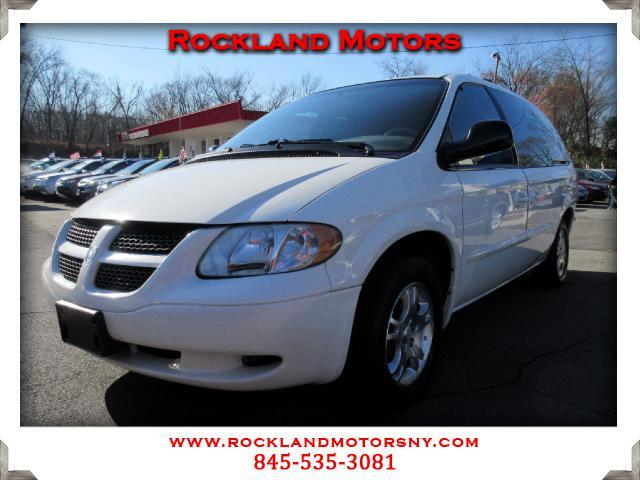 2003 Dodge Grand Caravan DISCLAIMER We make every effort to present information that is accurate H