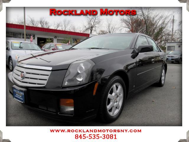 2007 Cadillac CTS DISCLAIMER We make every effort to present information that is accurate However