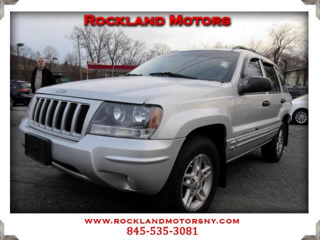 2004 Jeep Grand Cherokee DISCLAIMER We make every effort to present information that is accurate H