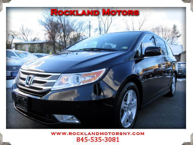 2013 Honda Odyssey DISCLAIMER We make every effort to present information that is accurate However