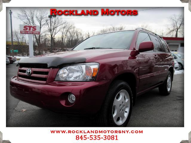 2007 Toyota Highlander DISCLAIMER We make every effort to present information that is accurate How