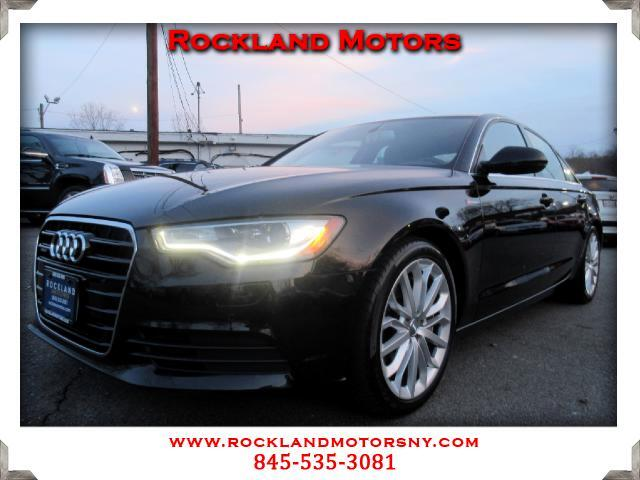 2012 Audi A6 DISCLAIMER We make every effort to present information that is accurate However it is