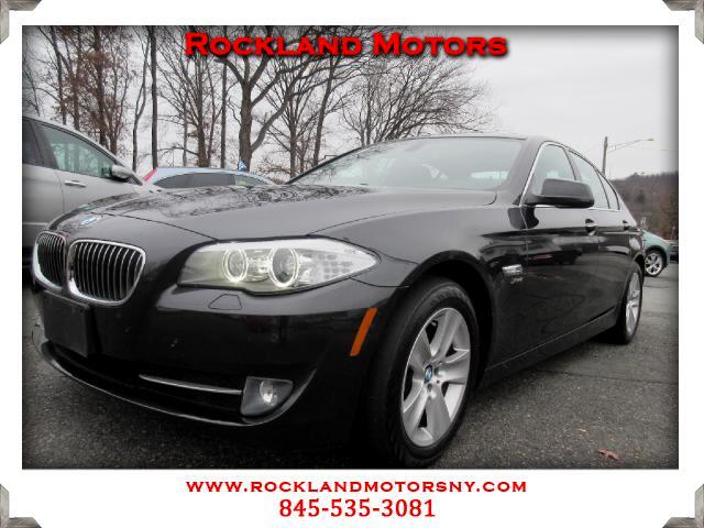 2012 BMW 5-Series DISCLAIMER We make every effort to present information that is accurate However