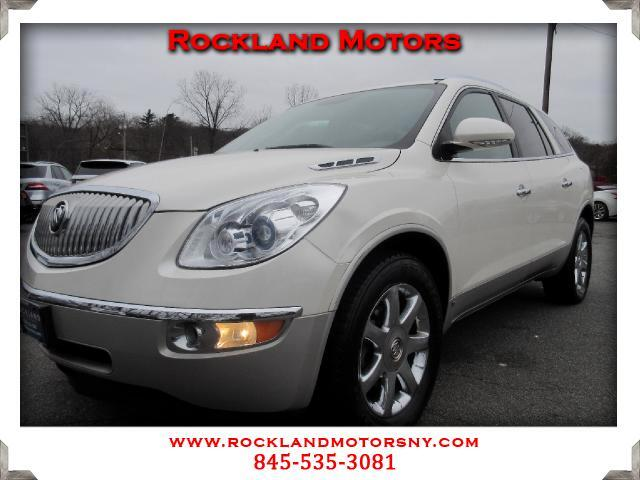 2010 Buick Enclave DISCLAIMER We make every effort to present information that is accurate However