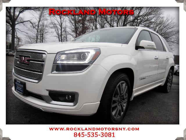 2013 GMC Acadia DISCLAIMER We make every effort to present information that is accurate However it
