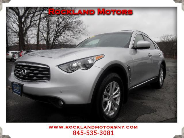 2011 Infiniti FX DISCLAIMER We make every effort to present information that is accurate However i