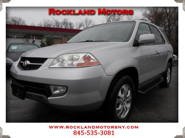 2002 Acura MDX DISCLAIMER We make every effort to present information that is accurate However it