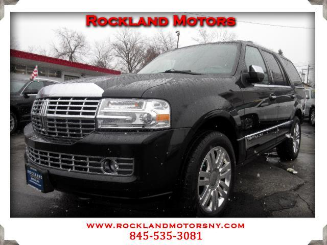 2012 Lincoln Navigator DISCLAIMER We make every effort to present information that is accurate How