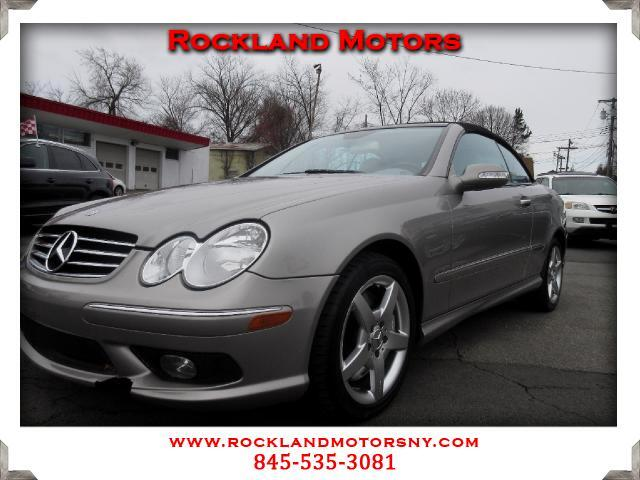 2005 Mercedes CLK-Class DISCLAIMER We make every effort to present information that is accurate Ho