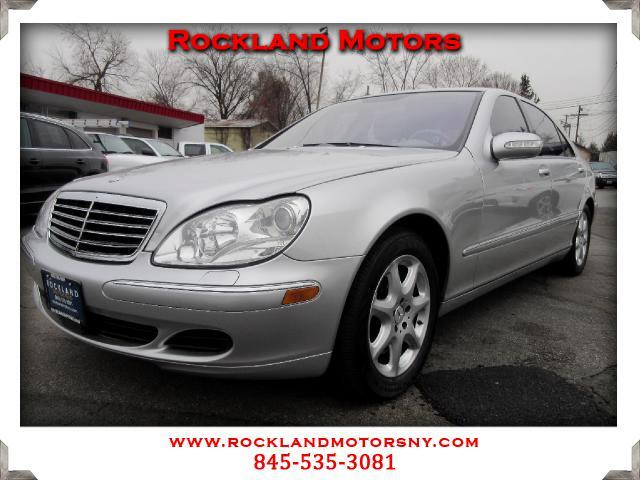 2006 Mercedes S-Class DISCLAIMER We make every effort to present information that is accurate Howe
