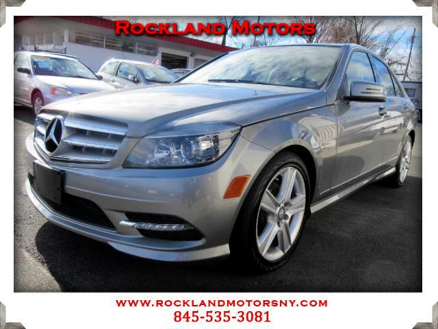 2011 Mercedes C-Class DISCLAIMER We make every effort to present information that is accurate Howe