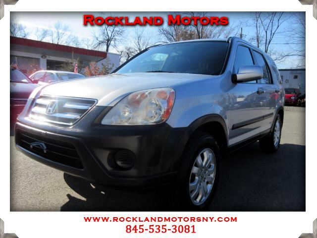 2005 Honda CR-V DISCLAIMER We make every effort to present information that is accurate However it
