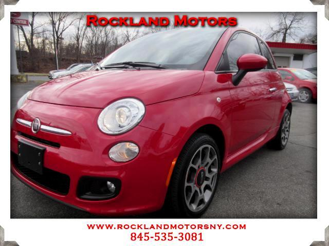 2012 Fiat 500 DISCLAIMER We make every effort to present information that is accurate However it i
