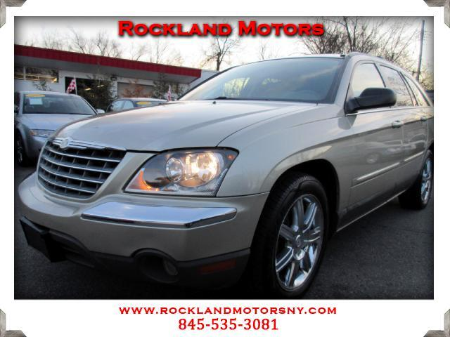 2005 Chrysler Pacifica DISCLAIMER We make every effort to present information that is accurate How