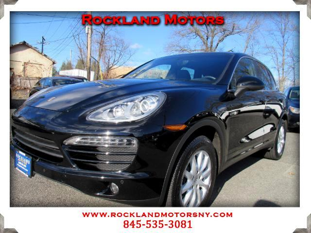 2012 Porsche Cayenne DISCLAIMER We make every effort to present information that is accurate Howev