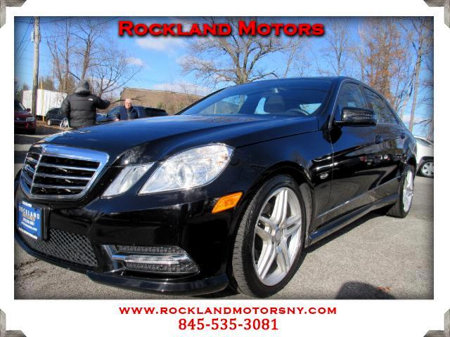 2013 Mercedes E-Class DISCLAIMER We make every effort to present information that is accurate Howe