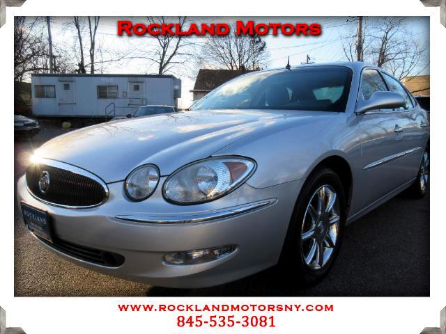 2005 Buick LaCrosse DISCLAIMER We make every effort to present information that is accurate Howeve