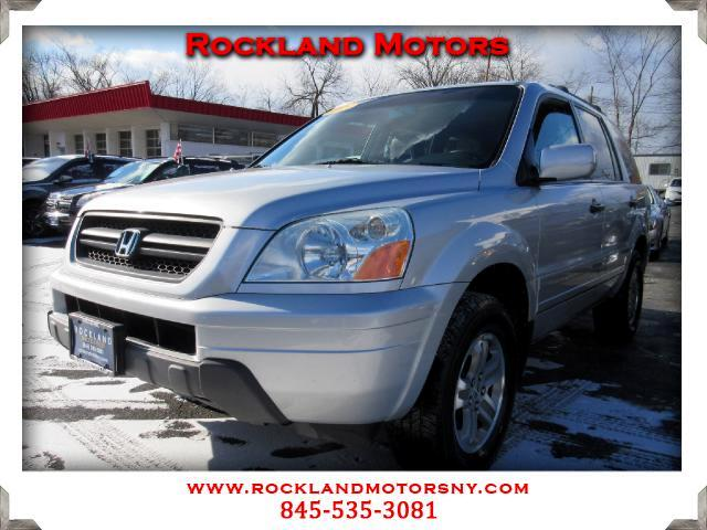 2005 Honda Pilot DISCLAIMER We make every effort to present information that is accurate However i