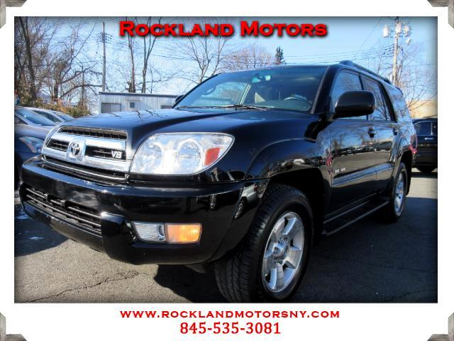 2005 Toyota 4Runner DISCLAIMER We make every effort to present information that is accurate Howeve