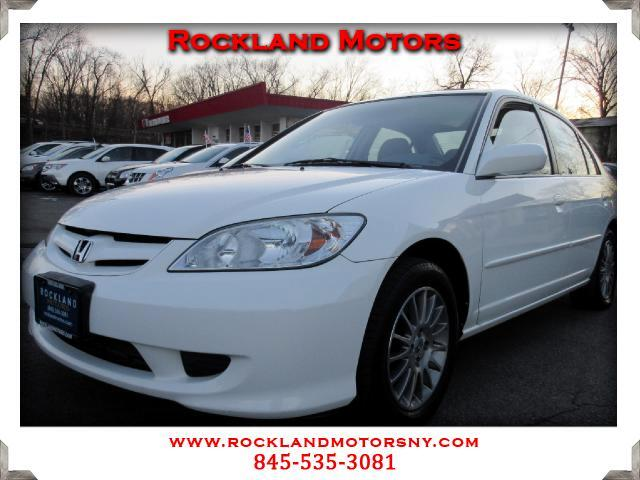 2005 Honda Civic DISCLAIMER We make every effort to present information that is accurate However i