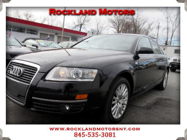 2007 Audi A6 DISCLAIMER We make every effort to present information that is accurate However it is