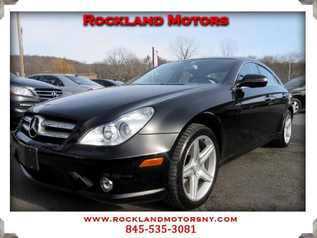 2009 Mercedes CLS-Class DISCLAIMER We make every effort to present information that is accurate Ho