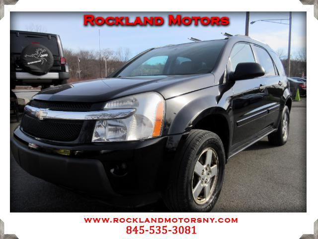 2005 Chevrolet Equinox DISCLAIMER We make every effort to present information that is accurate How