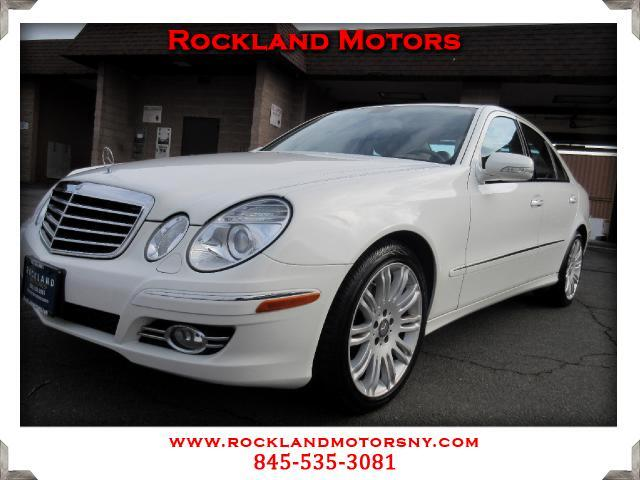 2008 Mercedes E-Class DISCLAIMER We make every effort to present information that is accurate Howe