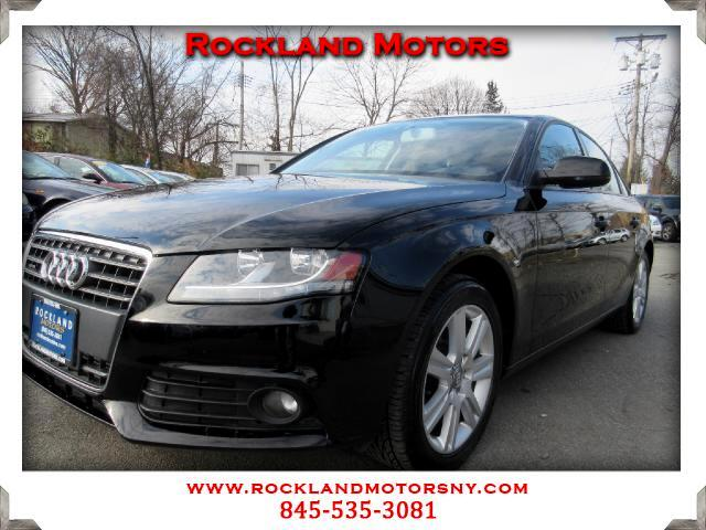2010 Audi A4 DISCLAIMER We make every effort to present information that is accurate However it is