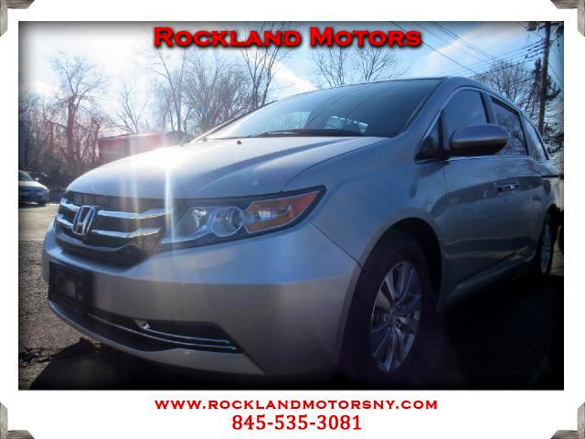 2014 Honda Odyssey DISCLAIMER We make every effort to present information that is accurate However